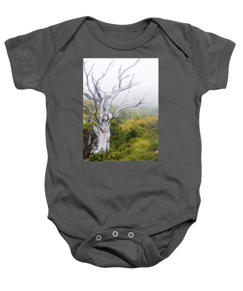 Baby Onesie featuring the photograph Ghost by Werner Padarin