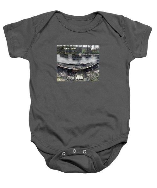 Ghosts Of A Railway Baby Onesie
