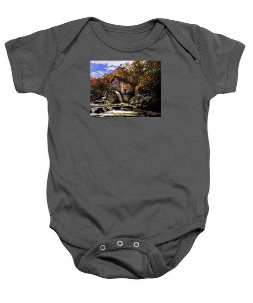 Glade Creek Grist Mill Baby Onesie