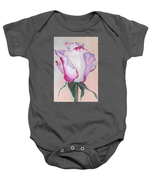 Glamour Roses IIi Baby Onesie