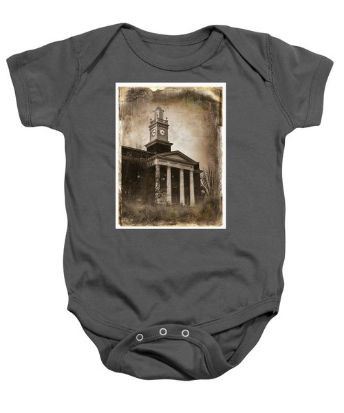 Glasgow Ky Courthouse Baby Onesie