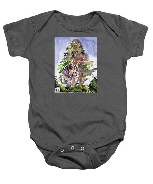 Glendalough Tree Baby Onesie