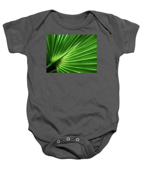 Glowing Palm Baby Onesie