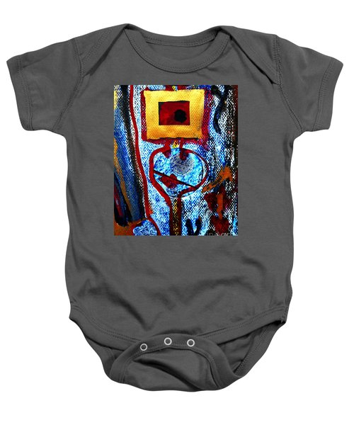 Golden Child-2 Baby Onesie