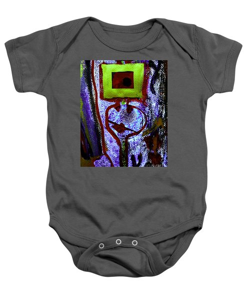 Golden Child-4 Baby Onesie