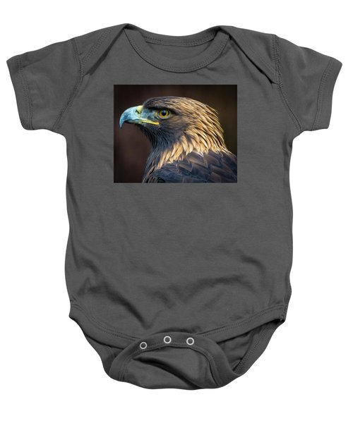 Golden Eagle 2 Baby Onesie