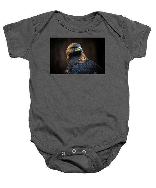 Golden Eagle 3 Baby Onesie