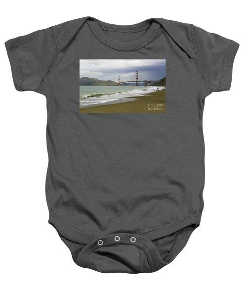 Golden Gate Bridge #4 Baby Onesie