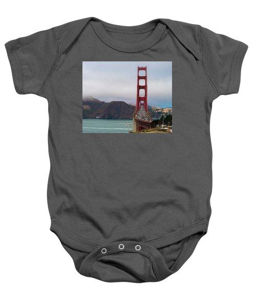 Golden Gate Baby Onesie