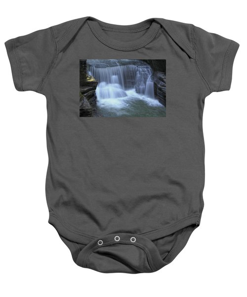 Golden Ledge Baby Onesie