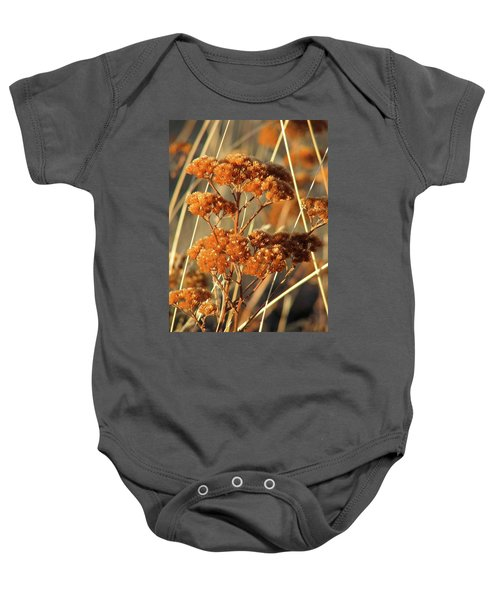 Golden Reach Baby Onesie