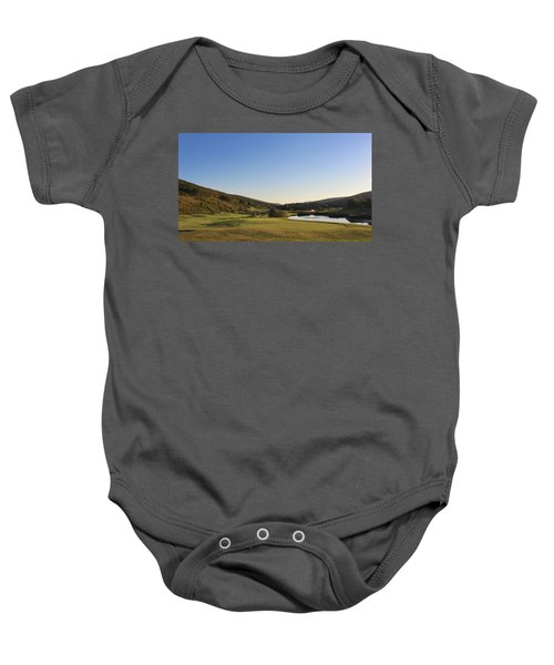Golf - Natural Curves Baby Onesie