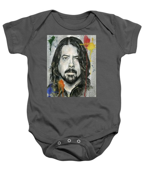 Good Dave Baby Onesie by Nate Michaels