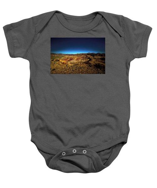 Good Morning From The Oregon Desert Baby Onesie
