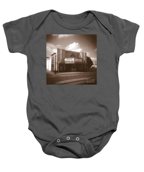Good Time Theater Baby Onesie