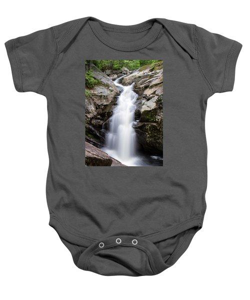 Gorge Waterfall Baby Onesie