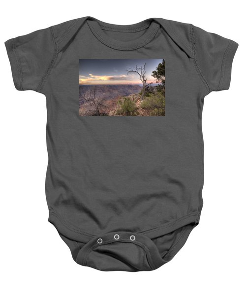 Grand Canyon 991 Baby Onesie