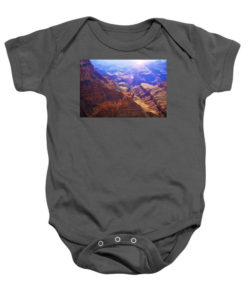 Grand Canyon Arizona 10 Baby Onesie