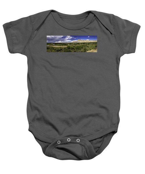 Grand Valley Panoramic Baby Onesie