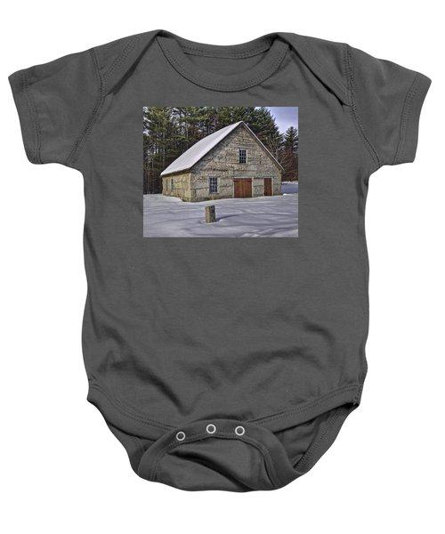 Granite House Baby Onesie
