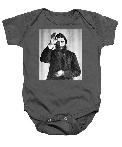 Grigori Rasputin, Russian Mystic Baby Onesie