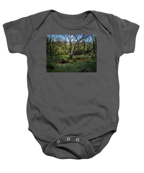 Growning From The Marsh Baby Onesie