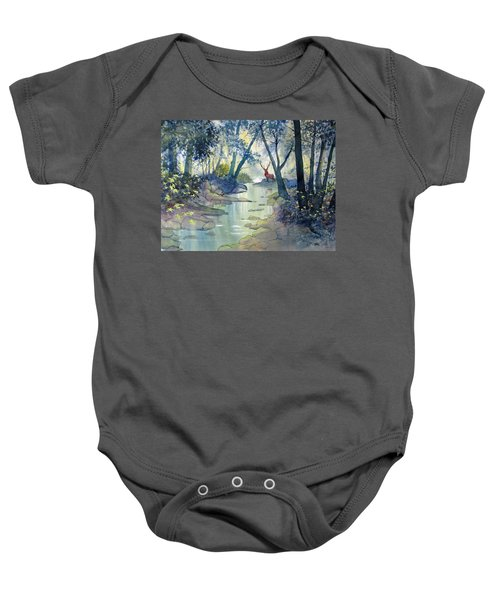 Guardian O'the Glade Baby Onesie