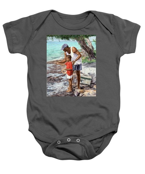 Guiding Hands Baby Onesie