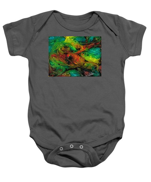 Habitat Paradigm Baby Onesie