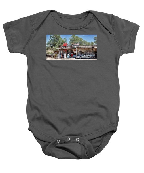 Hackberry General Store On Route 66, Arizona Baby Onesie