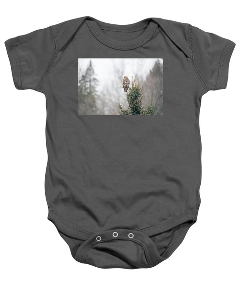 Hal Hanging Out Baby Onesie
