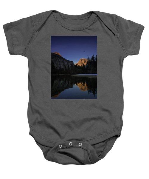 Half Dome, Twilight Baby Onesie