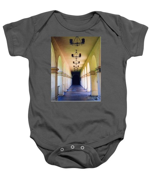 Hallowed Halls Baby Onesie