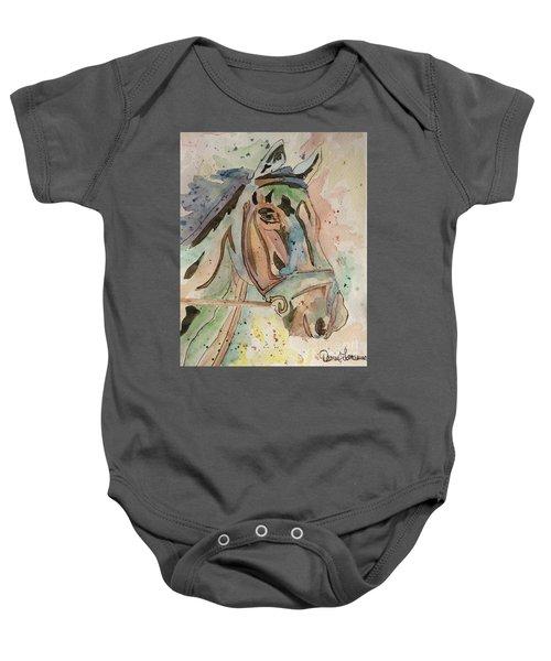 Happy Horse Baby Onesie