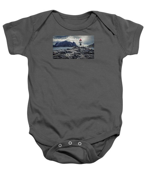 Harbour Lighthouse Baby Onesie