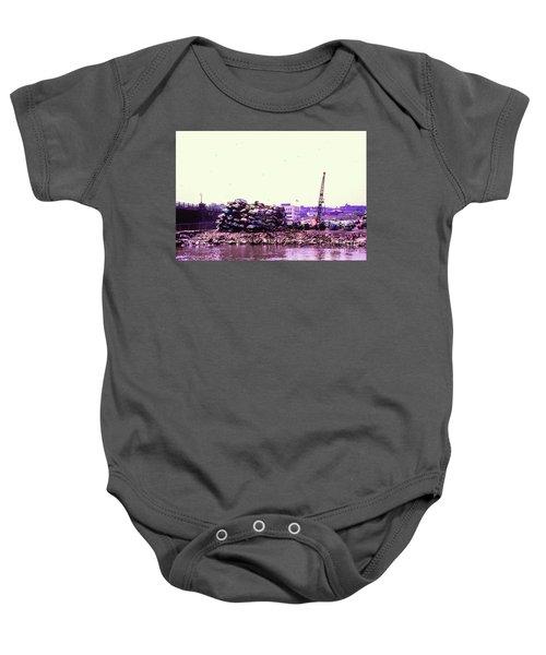 Harlem River Junkyard Baby Onesie