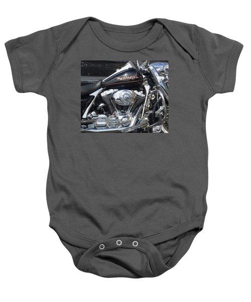 Harley Davidson Baby Onesie