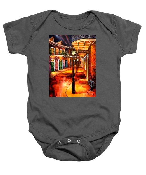 Harrys Corner New Orleans Baby Onesie