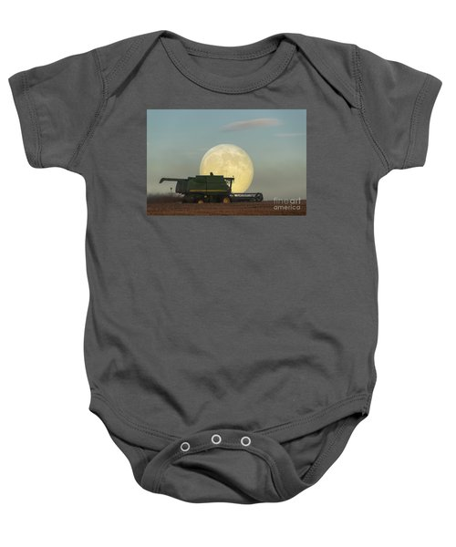 Harvest Moon Baby Onesie