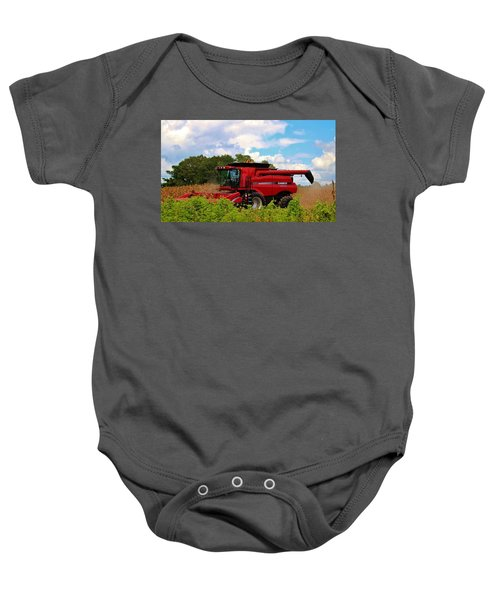 Harvest Time Baby Onesie