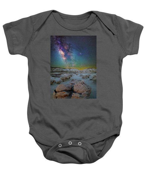 Hatched By The Stars Baby Onesie
