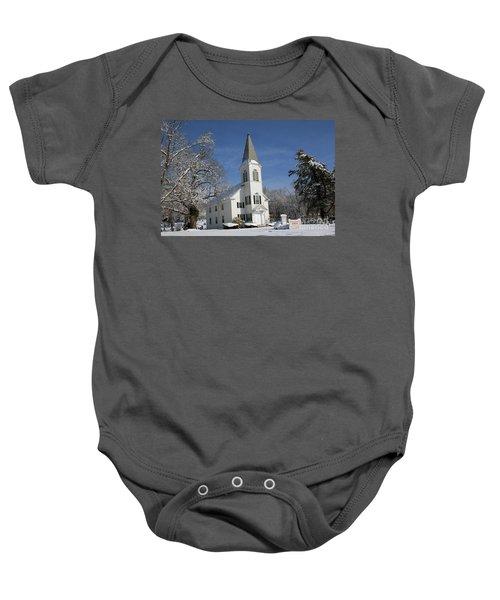 Hauppauge United Methodist Church  Baby Onesie