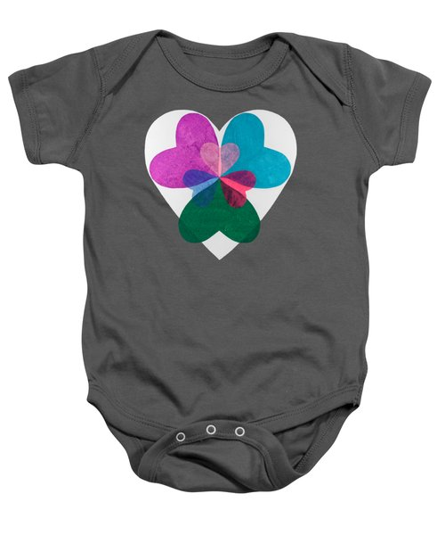 Have A Heart Baby Onesie