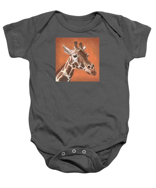 Have A Long Reach Baby Onesie