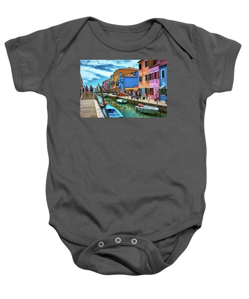 Have You Seen My Dreams? Baby Onesie