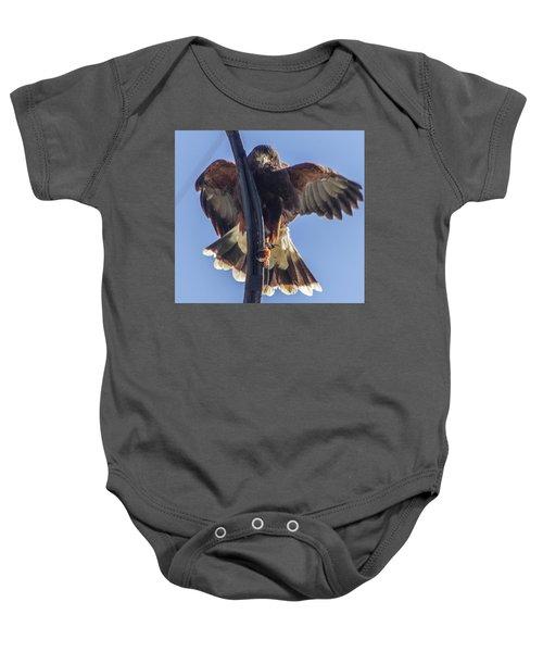 Hawk Watch 6 Baby Onesie