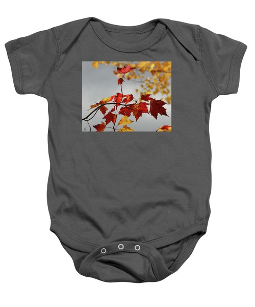 The Rising Baby Onesie