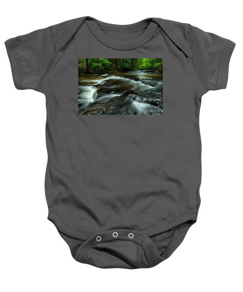 Headwaters Of Williams River  Baby Onesie