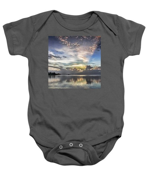 Heaven's Light - Coyaba, Ironshore Baby Onesie
