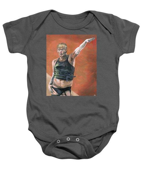 Heil Trumpf Baby Onesie